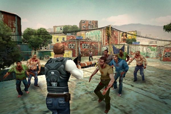 Invasión Zombie, un shooter al estilo Resident Evil para iPhone y iPod Touch