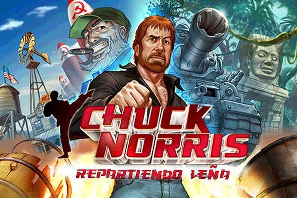Chuck Norris: Repartiendo leña, machaca enemigos desde tu iPhone y iPod Touch