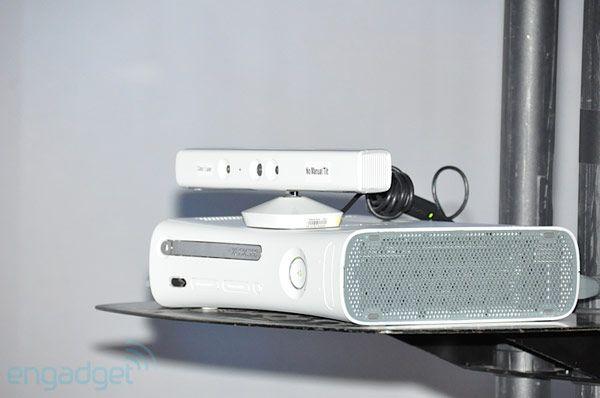 Natal, imágenes del modelo definitivo de Project Natal para Xbox 360