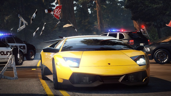 Need for Speed: Hot Pursuit, una nueva entrega del famoso juego de carreras callejeras