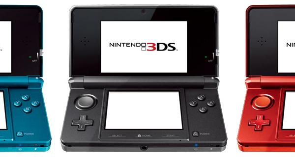 Nintendo 3DS, el lanzamiento de Nintendo 3DS podría ser mundial