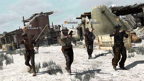 Red Dead Redemption, el pack multijugador gratis «Forajidos hasta el Final» ya tiene fecha de salida