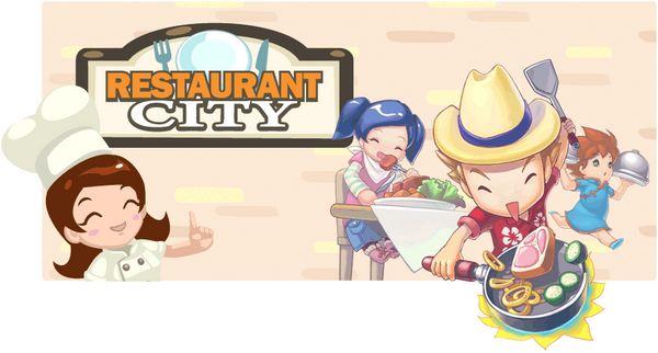 Restaurant City, juega gratis en Facebook llevando tu propio restaurante
