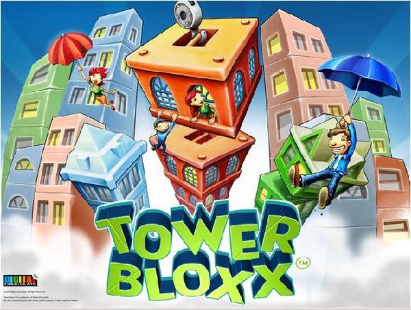 Tower Bloxx, juega gratis en Facebook a este adictivo juego de construcción de edificios