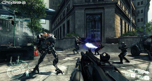 Crysis 2, un nuevo vídeo desvela imágenes de cómo será este nuevo juego de acción