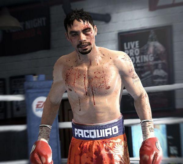 Fight Night Champion, Electronic Arts anuncia un nuevo juego de boxeo