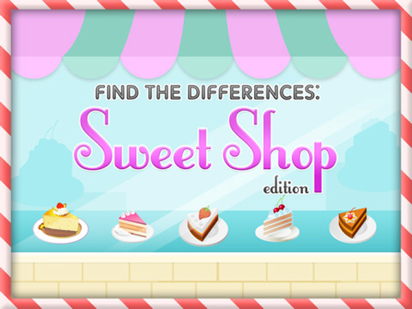 Find The Differences, un juego de encontrar las diferencias para descargar gratis en iPhone