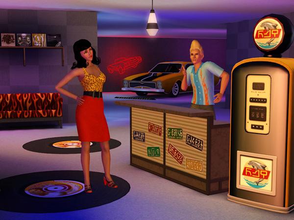 Los Sims 3: ¡Quemando rueda!, una nueva expansión para llevar el lujo a tus Sims