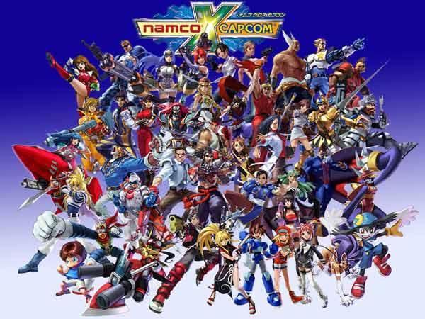 Capcom vs Namco y Namco vs Capcom, podrían estar en desarrollo
