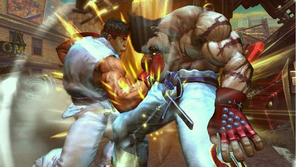 Street Fighter X Tekken, este juego de lucha tendrá al menos 10 personajes de cada saga