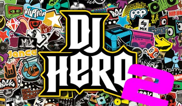 DJ Hero 2, lista completa de artistas