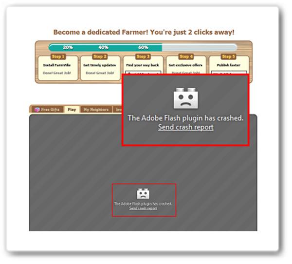 Farmville, un fallo con los juegos de Facebook obliga a Firefox a actualizarse