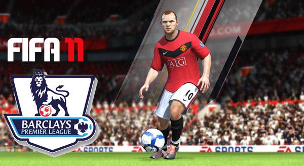 FIFA 11 incluirá la licencia oficial de la Premier League, la liga de fútbol inglesa
