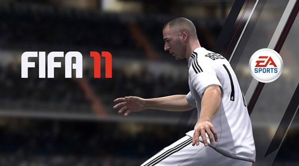 FIFA 11, llegará a Europa el 1 de octubre