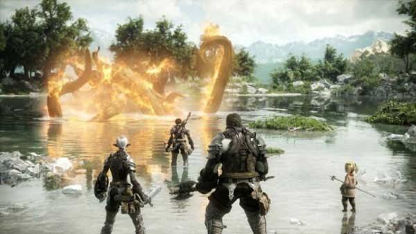 Final Fantasy XIV Online tiene posibilidades de llegar a Xbox 360