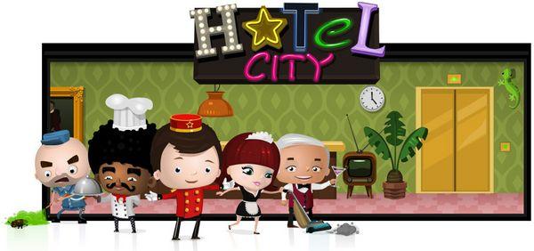 Hotel City, juega gratis en Facebook a gestionar tu propio hotel