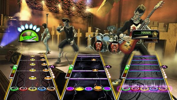 Guitar Hero recibirá doce nuevas canciones descargables, entre ellas algunas de Queen