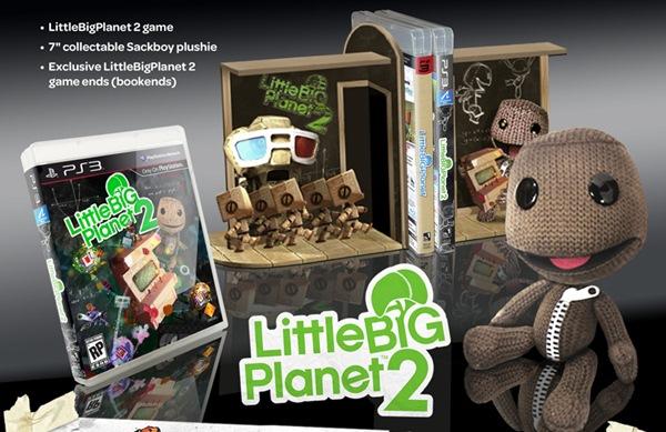 Little Big Planet 2, lanzamiento oficial el 16 de noviembre en Estados Unidos