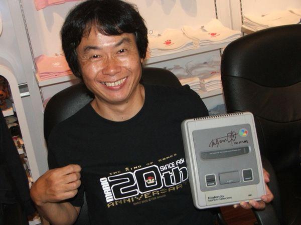 Wii 2, la sucesora de la actual Nintendo Wii no llegará pronto según Miyamoto