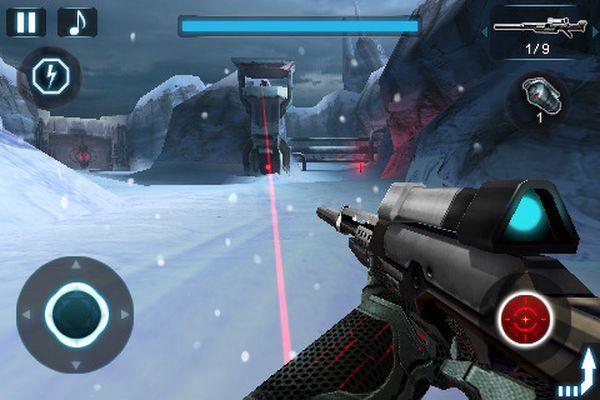 N.O.V.A., Gameloft anuncia este shooter para iPhone 4