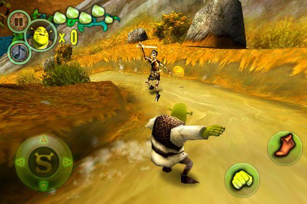 Shrek Felices para Siempre, la última aventura del ogro verde ya en iPhone y iPod Touch