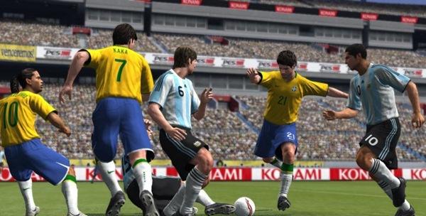 PES 2011, nuevo tráiler y detalles sobre el simulador de fútbol de Konami