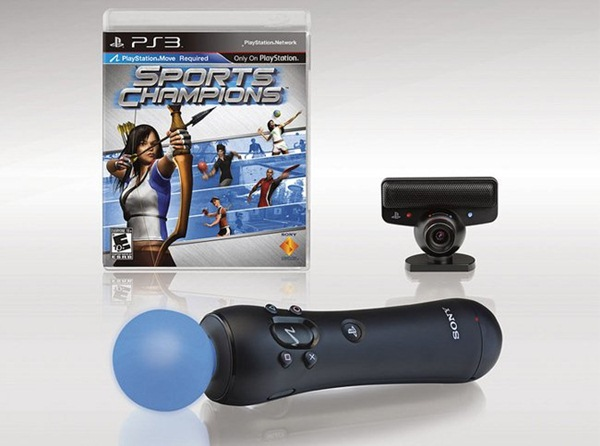 PlayStation Move llegará en tres packs diferentes a las tiendas americanas y españolas