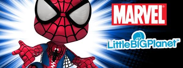 Little Big Planet, el traje de Spiderman llega para vestir a los sackboys