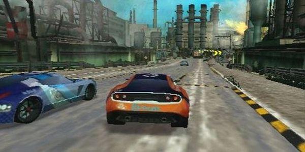 Split / Second: Velocity, este juego de carreras de coches verá la luz en PSP