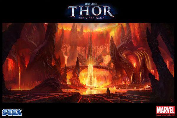 Thor, Sega lanza el primer trailer de este juego basado en el personaje de Marvel