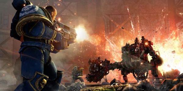 Warhammer 40.000: Space Marine, anunciada la salida de este juego de acción para Pc
