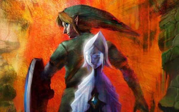 The Legend of Zelda: Skyward Sword, tendrá lugar antes de Ocarina of Time