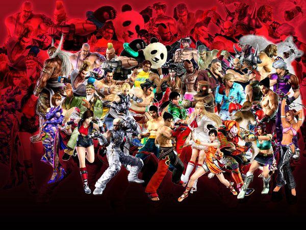 Tekken x Street Fighter, este juego de lucha será presentado en la Gamescom 2010