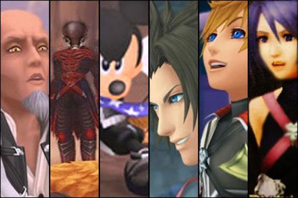 Kingdom Hearts: Birth by Sleep, PSP Go se quedará sin este esperado juego