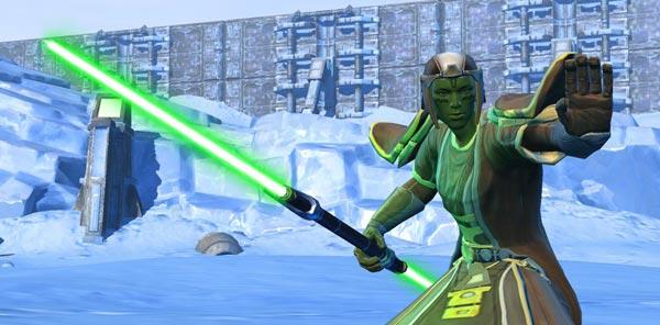 Star Wars: The Old Republic, anunciadas 4 nuevas razas