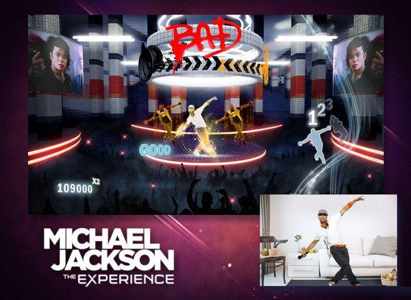 Michael Jackson: The Experience, primeras imágenes del juego dedicado a Michael Jackson