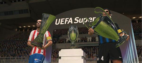 Atlético de Madrid vs Inter de Milán, los colchoneros ganan la Supercopa