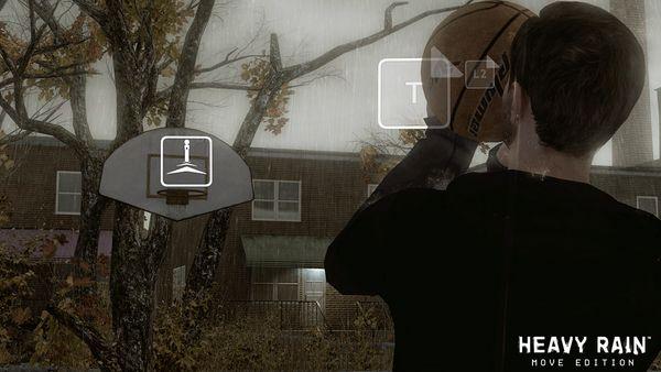 Heavy Rain, primeras imágenes de Heavy Rain compatible con PlayStation Move