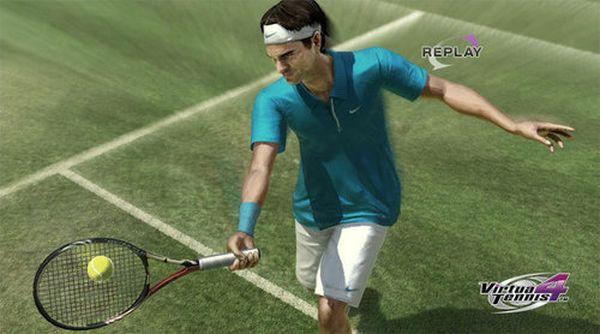 Gamescom 2010, Sega anuncia el lanzamiento de Virtua Tennis 4