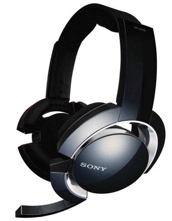 Sony DR-GA500 y DR-GA200, auriculares con el último Medal of Honor