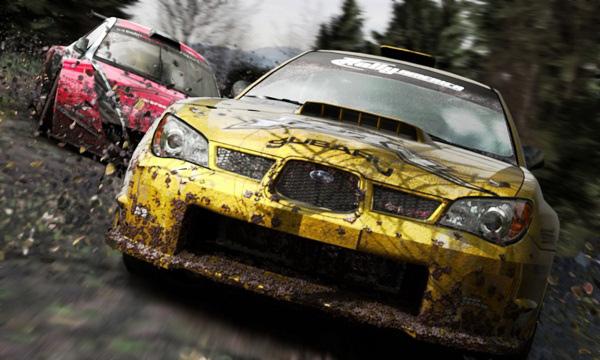 DiRT 3, carreras de rally en alta definición con un vídeo que muestra cómo será el juego