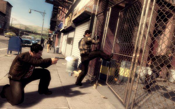 Mafia II, una agrupación de italoamericanos pide a 2K Games que Mafia II no salga a la venta