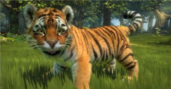 Kinectimals, un juego con adorables animalillos que usará el nuevo Kinect