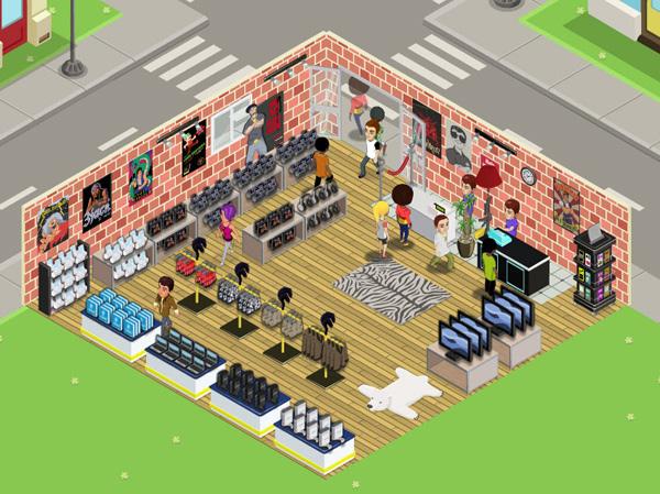 Market Street, un nuevo juego de crear nuestra propia tienda que triunfa en Facebook