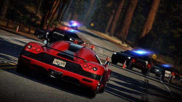 Need For Speed: Hot Pursuit, se muestra una carrera al completo en un nuevo ví­deo