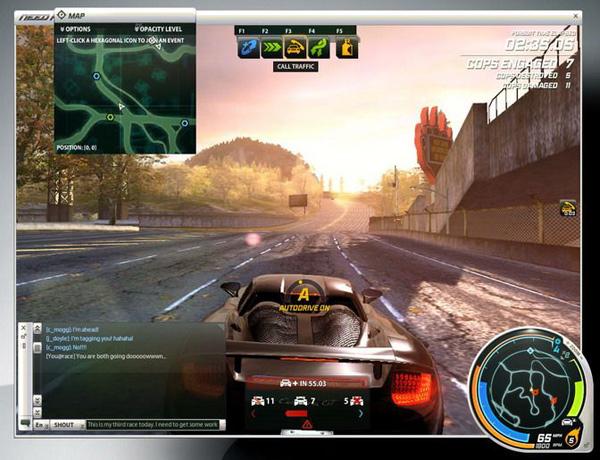 Need For Speed World, el juego de conducción online muestra su versión definitiva con un vídeo