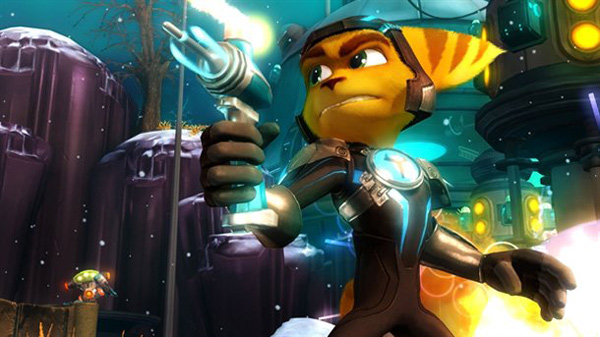 Ratchet & Clank: All 4 One, plataformas en un juego cargado de acción en el Gamescom