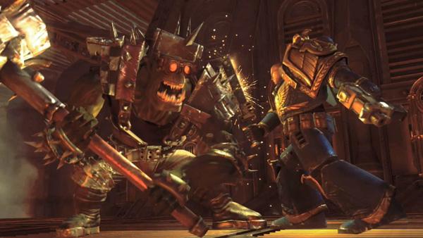 Space Marine, llegan los primeros detalles del juego sobre el universo de Warhammer 40.000