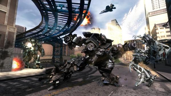 Transformers Online, anunciado un nuevo juego online masivo sobre estos robots gigantes