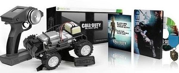 Call of Duty Black Ops, tendrá dos ediciones coleccionistas